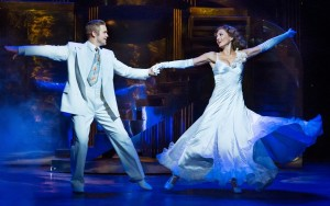 Crazy For You, Det Ny Teater, Silas Holst, Vild med dans, Julie Steincke, musical, teater, dans, sang, show, forestilling