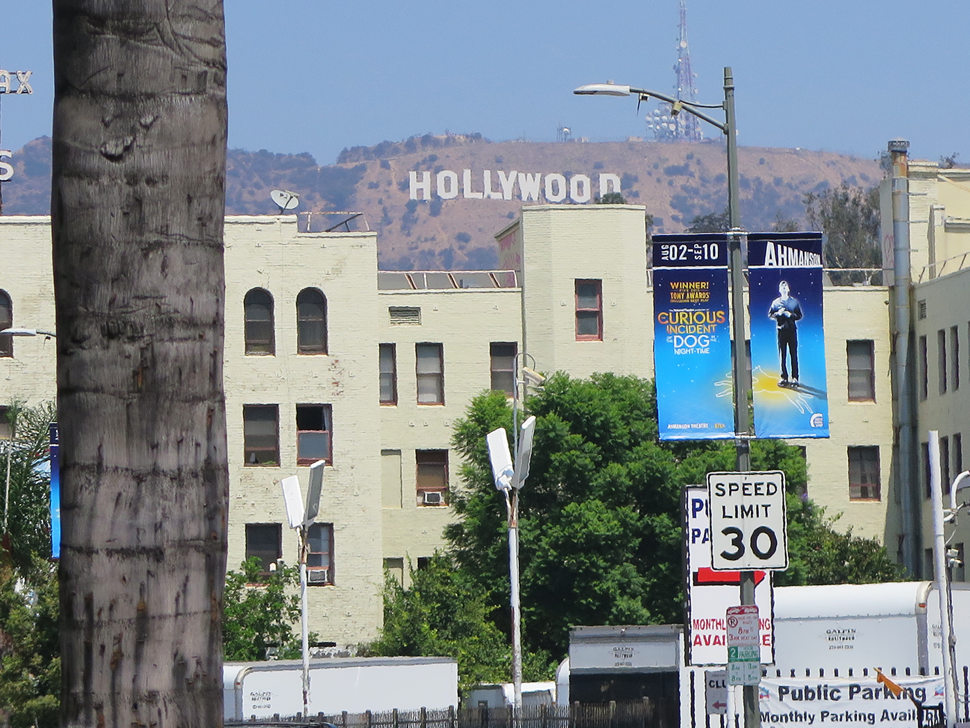 Rejseguide Los Angeles Hollywood